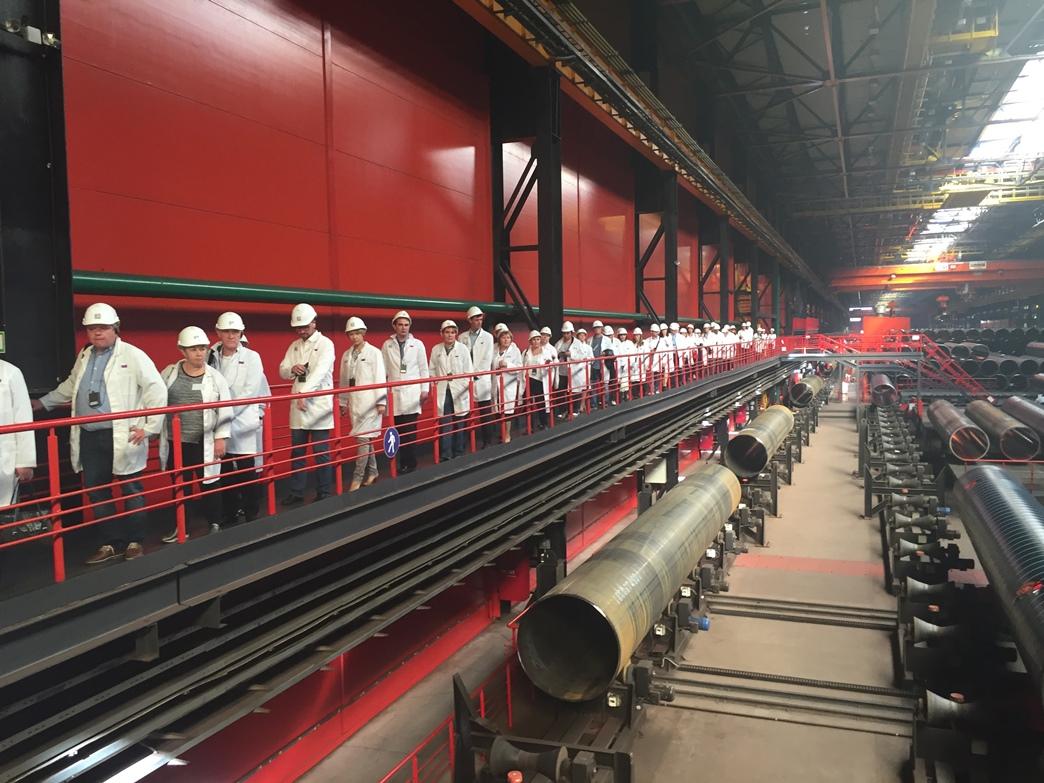 Семинар для предприятий металлургической промышленности